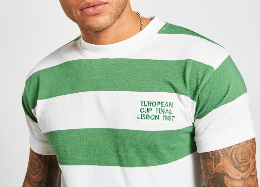 Celtic 67 Retro European Final T-Shirt #celtic #celticfc #TrebleTreble