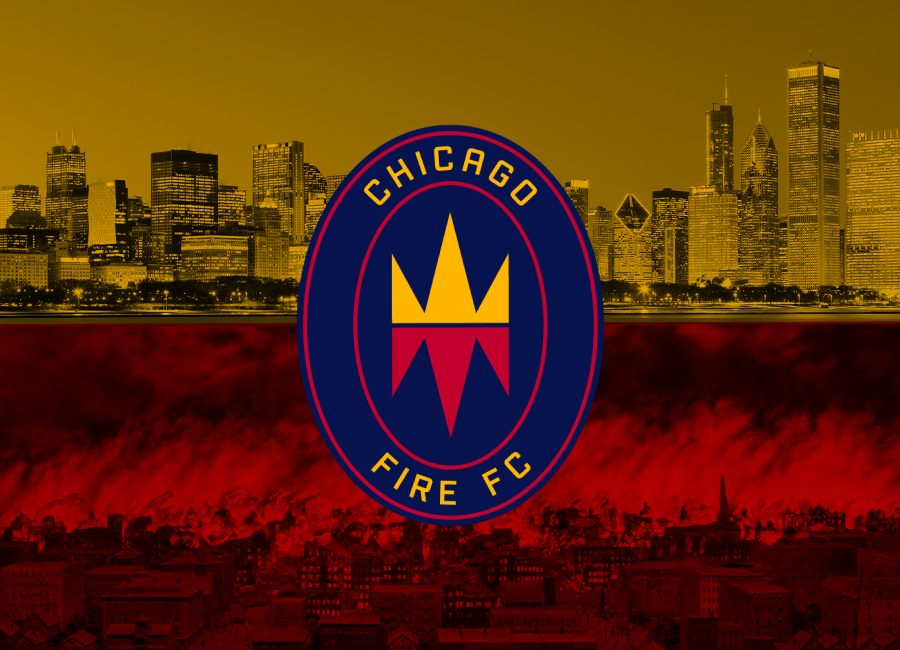 Chicago Fire Reveals New Crest and Brand Identity #ChicagoFireFC #StandForChicago #cf97