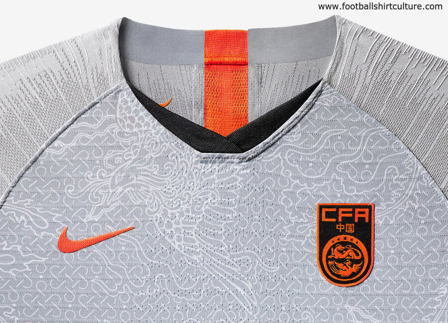China 2019 Women's World Cup Nike Away Kit #china #nikesoccer #nikefootball