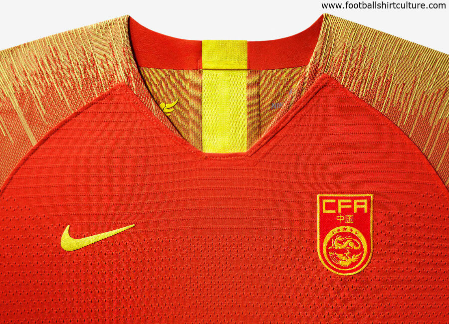 China 2019 Women's World Cup Nike Home Kit #china #nikefootball #nikesoccer