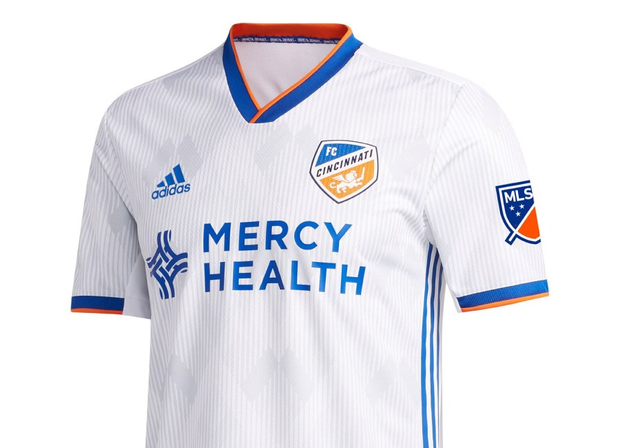Cincinnati 2020 Adidas Away Kit #FCCincinnati #mls #adidassoccer #FCCincy