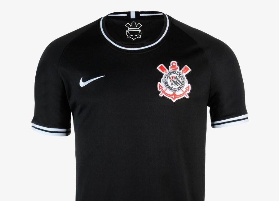01f63efc538 Corinthians 2019-20 Nike Away Kit #VaiCorinthians #nikefootball  #UmSóCorinthians. Classic Shirts