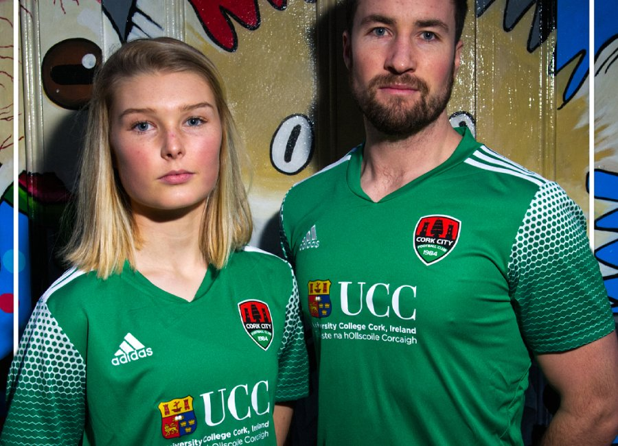 Cork City 2020 Adidas Home Kit #CorkCityfc #CCFC84 #adidasfootball