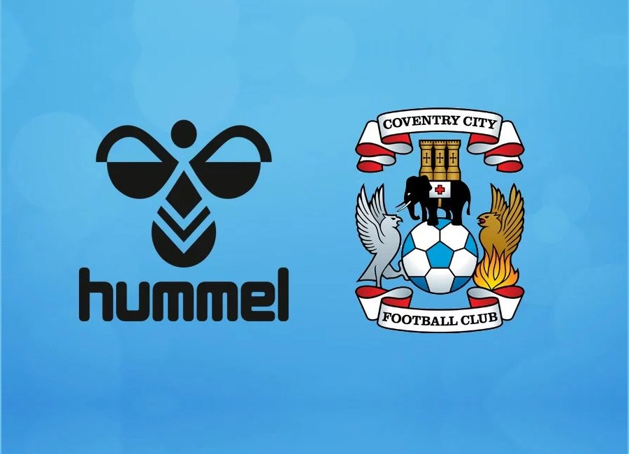 Coventry City Announce Hummel Kit Deal #CoventryCity #footballshirt #PUSB
