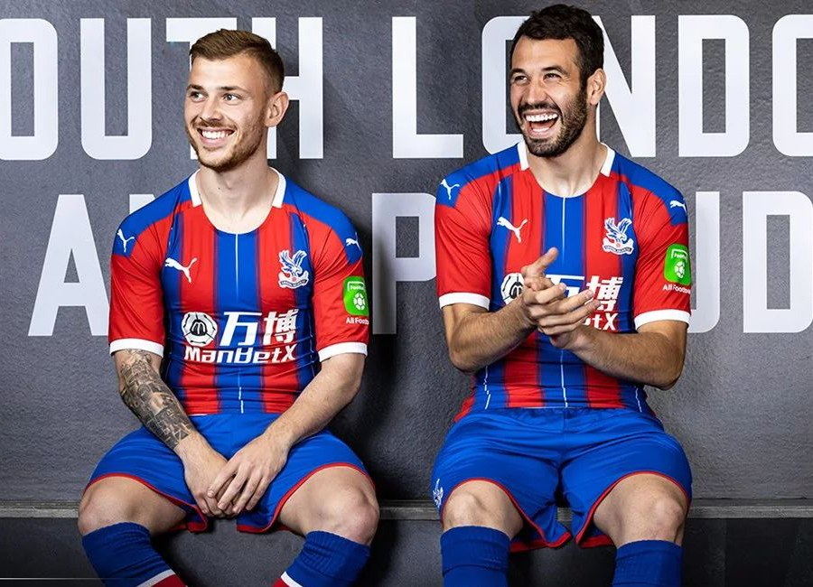 18bdc99e5 Crystal Palace 2019-20 Puma Home Kit | 19/20 Kits | Football shirt blog