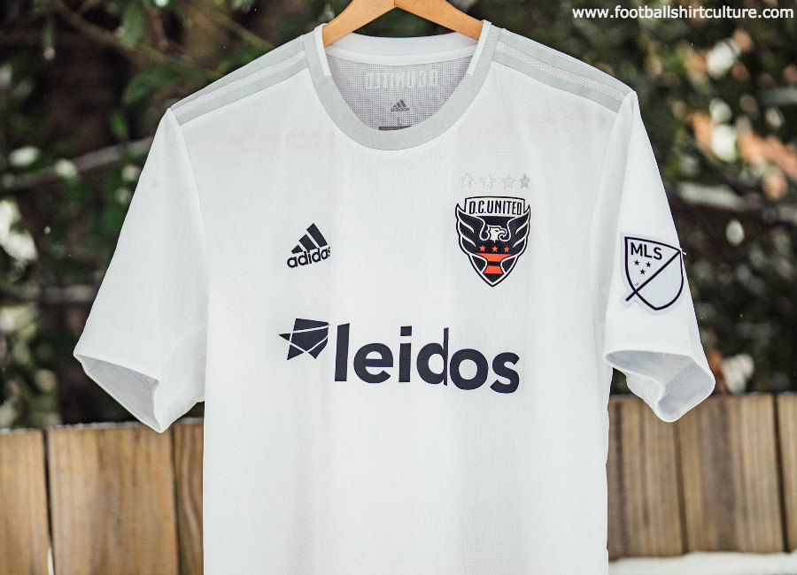 DC United 2019 Adidas Away Kit #DCUnited #dcu #mls #adidasfootball #adidassoccer