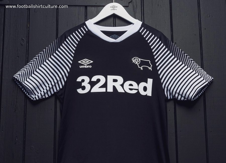 Derby County 2019-20 Umbro Third Kit #DerbyCounty #dcfc #umbro