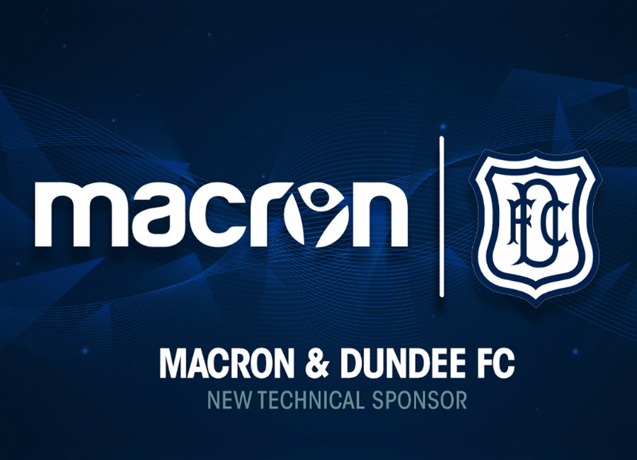 Dundee FC Announce Macron Kit Deal #thedee #dundeefc