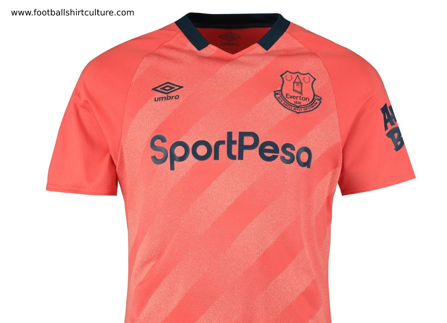 Everton 2019-20 Umbro Away Kit #Everton #Evertonfc #umbro