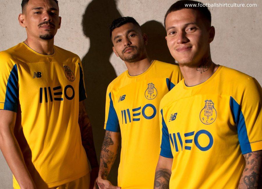 check out c0c92 979e8 FC Porto 2019-20 New Balance Away Kit   19/20 Kits ...