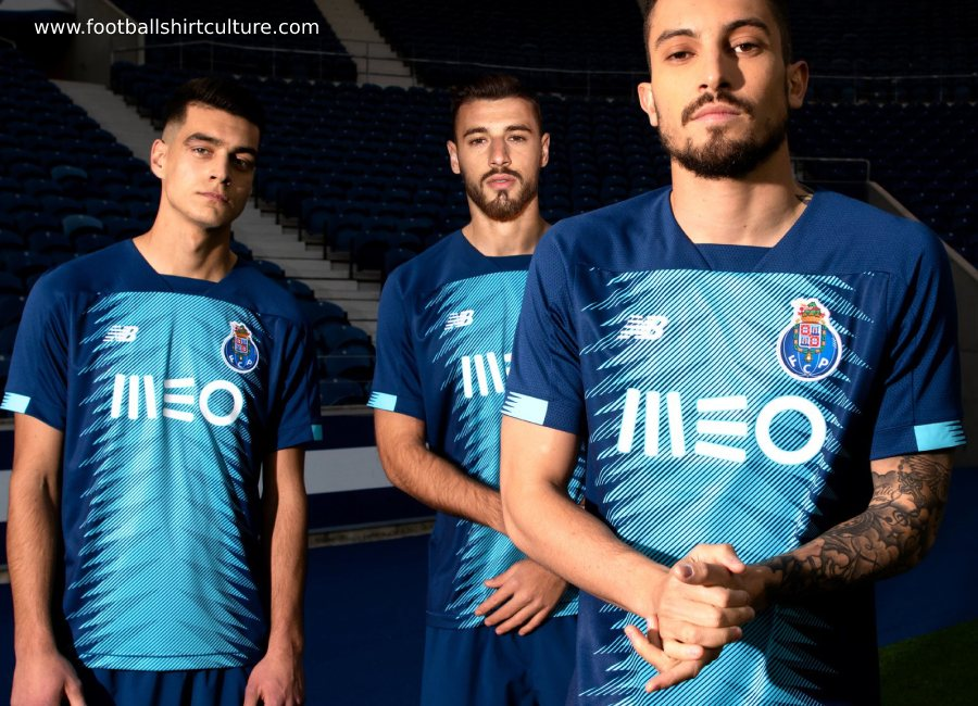 official photos 5babd 68b79 FC Porto 2019-20 New Balance Third Kit | 19/20 Kits ...