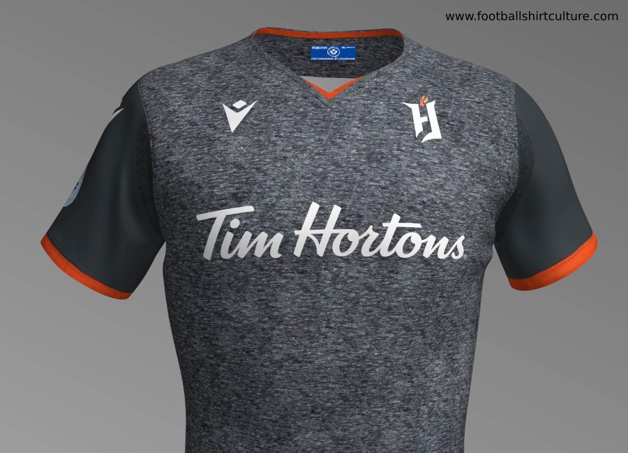 Forge FC 2019 Macron Away Kit #ForgeFC #ForgeFCHamilton #CanPL