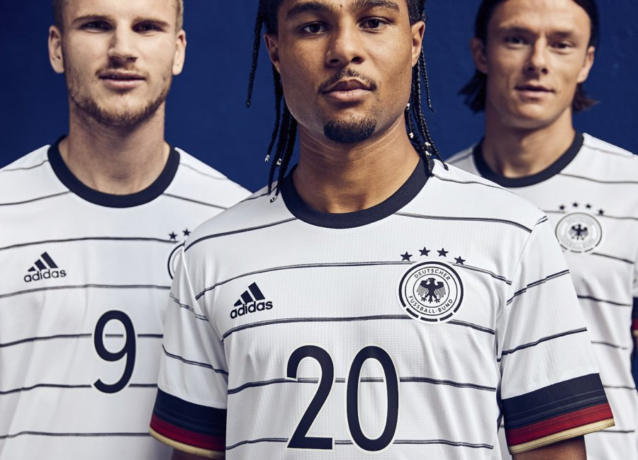 Germany Euro 2020 Adidas Home Kit #dfb #adidasfootball #DieMannschaft