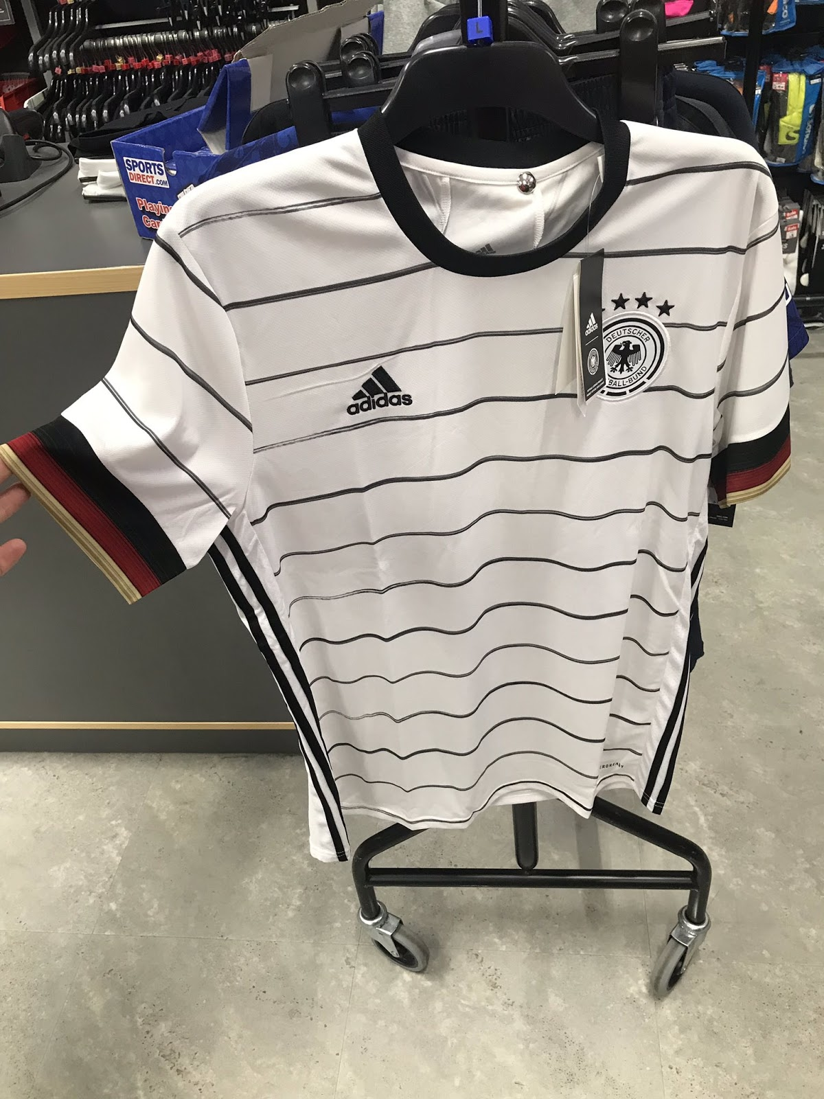 germany 2020 21 home shirt leaked