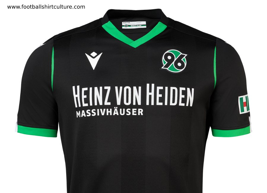 Hannover 96 2019-20 Macron Away Kit