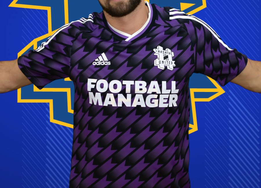 Hashtag United 2019-20 Adidas Away Kit #HashtagUnited #hashtagutd #adidasfootball