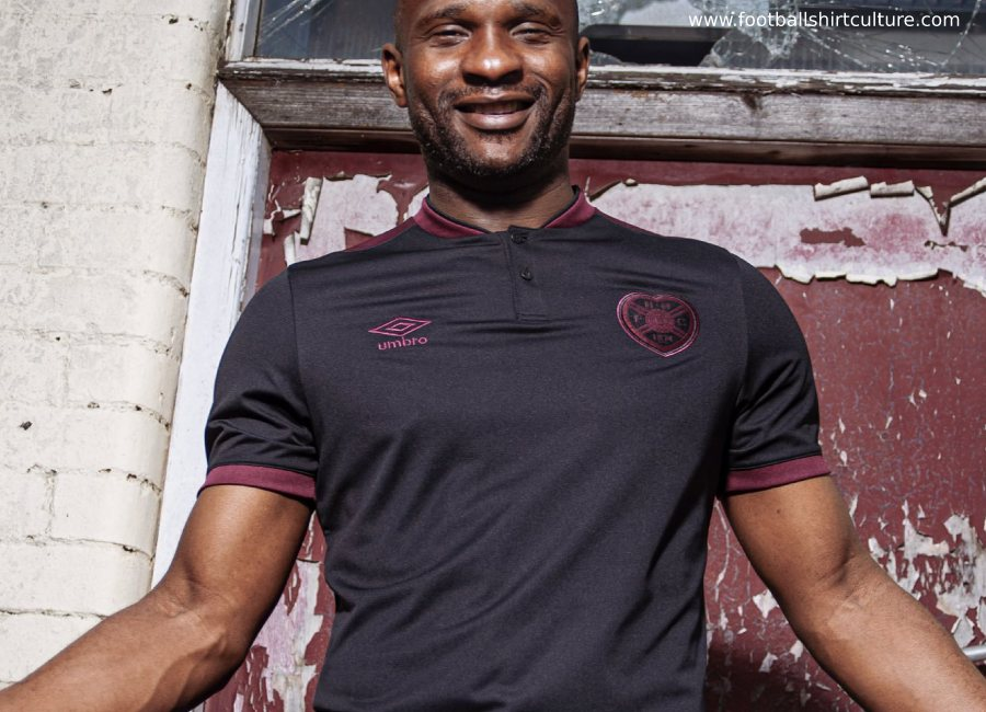 Hearts 2019-20 Umbro Third Kit #HeartofMidlothian #Heartsfc #umbro