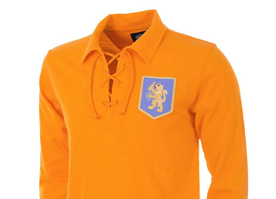 Holland 1934 COPA Retro Football Shirt #knvb #retrofootball #footballshirt
