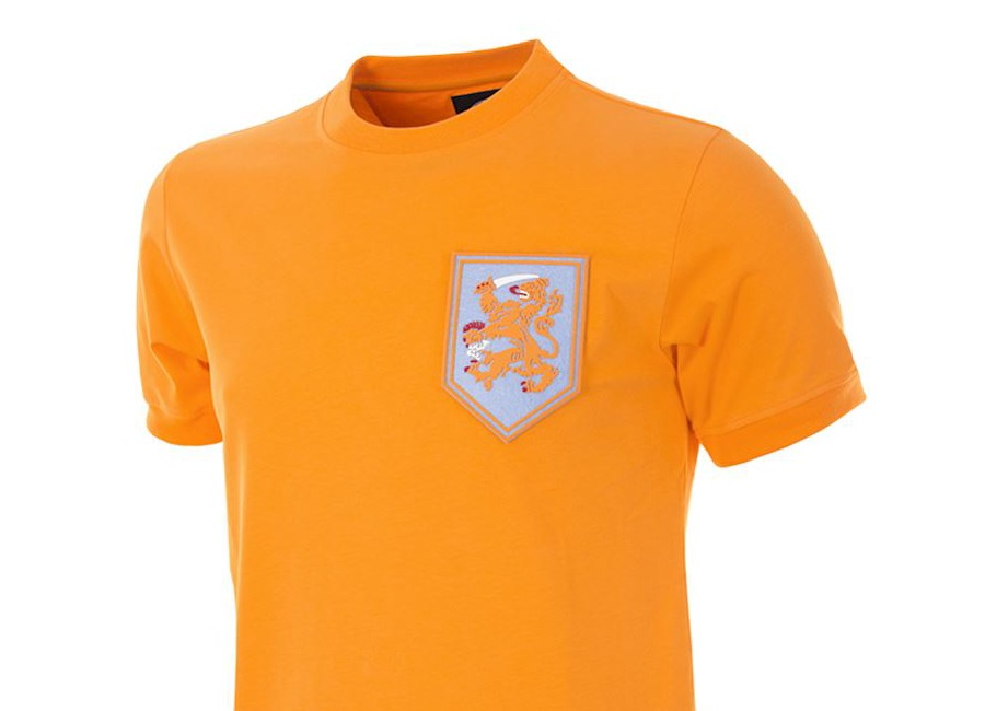 Holland 1966 COPA Retro Football Shirt #knvb #retrofootball #retrofootball