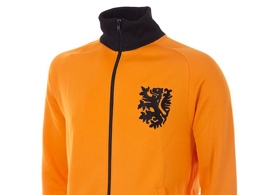 Holland World Cup 1978 COPA Retro Football Jacket #knvb #worldcup78 #retrofootball