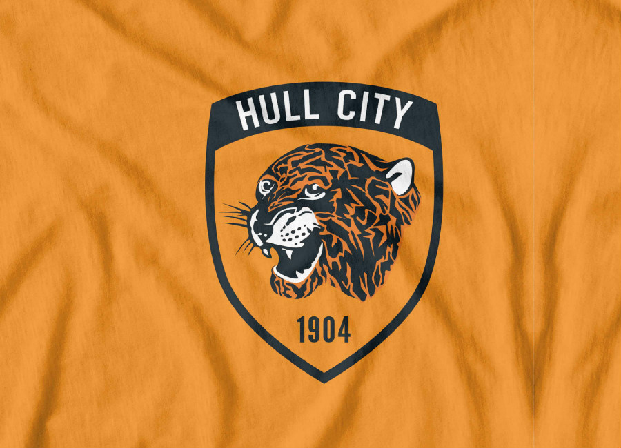 Hull City Reveal New Club Crest #hcafc #theTigers #hullcity