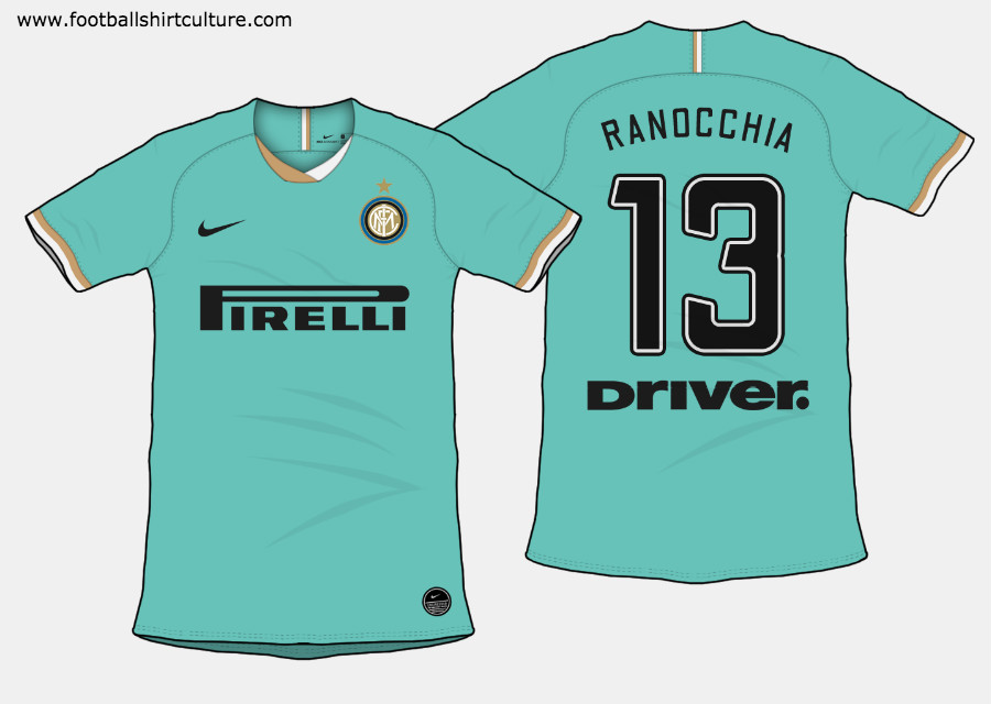 Inter Milan 2019-20 Away Kit Prediction #InterMilan #Internazionale #fcinter