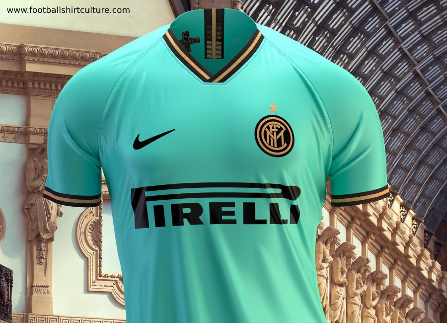 buy online dbae4 0f570 Inter Milan 2019-20 Nike Away Kit | 19/20 Kits | Football ...