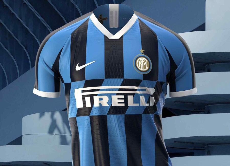 meet f9f07 7a46c Inter Milan 2019-20 Nike Home Kit | 19/20 Kits | Football ...