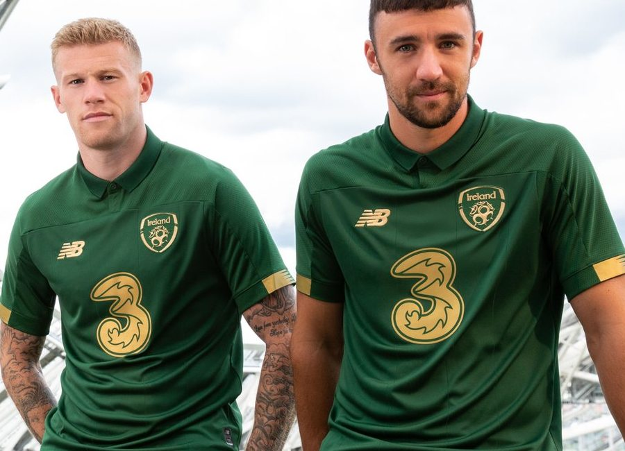 Ireland 2019-20 New Balance Home Kit #COYBIG #NBFootball #ThroughItAll