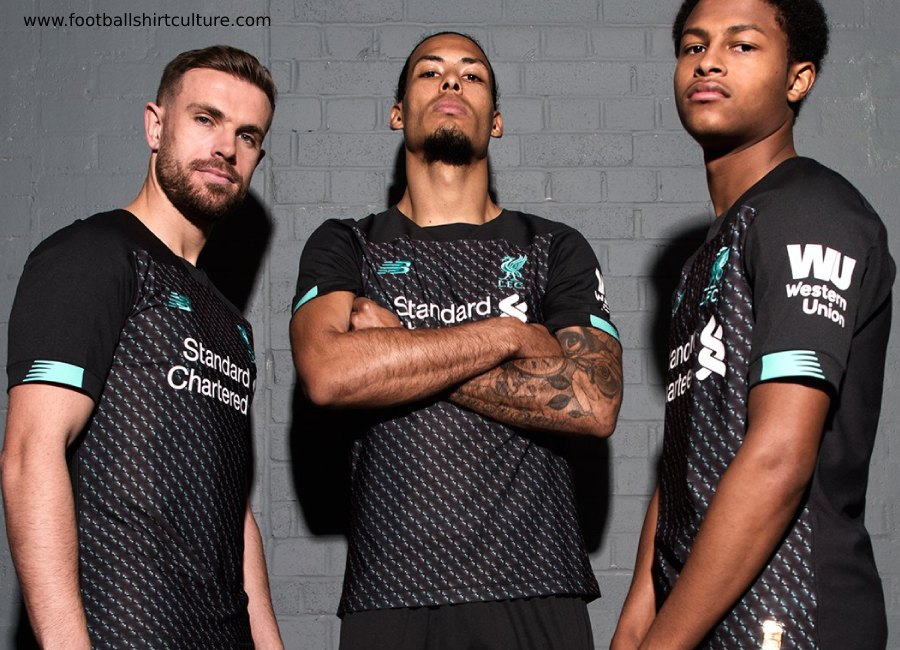 Liverpool 2019-20 New Balance Third Kit #Liverpool #Liverpoolfc #lfc
