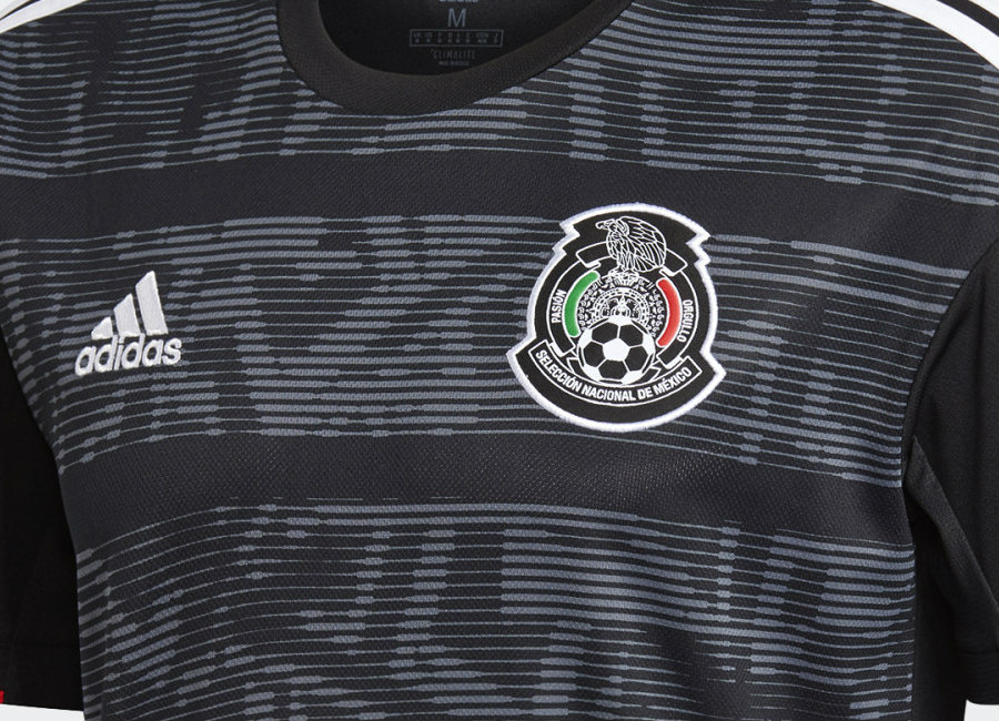 Mexico 2019 Copa América Adidas Home Kit #adidasfootball #adidassoccer #CopaAmerica2019