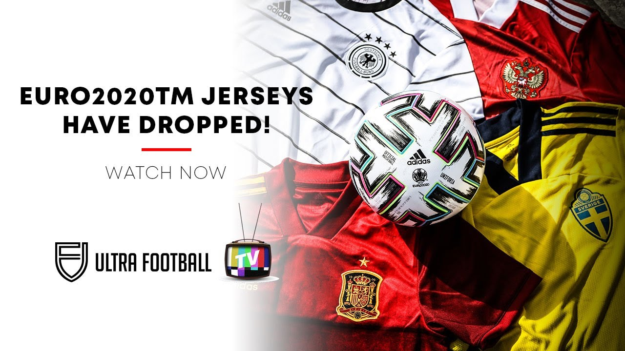 New Adidas EURO 2020 Jerseys - Review #ultrafootballau #footballshirt #adidasfootball