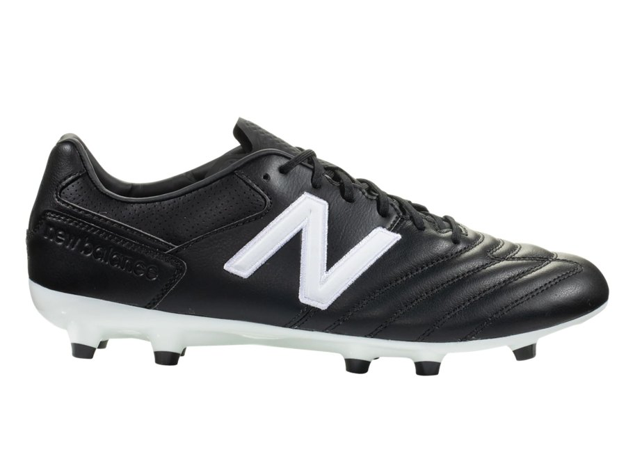New Balance 442 Pro FG Wear Your Colors - Black / White #nbfootball #footballboots #soccerboots