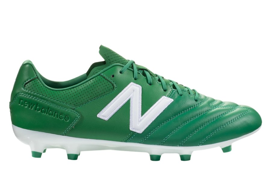 New Balance 442 Pro FG Wear Your Colors - Green / White #nbfootball #footballboots #celticfc #soccerboots