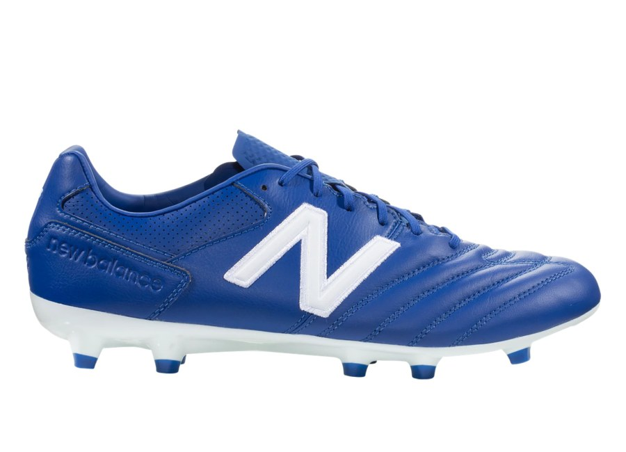 New Balance 442 Pro FG Wear Your Colors - Royal / White #nbfootball #footballboots #soccercleats #soccerboots