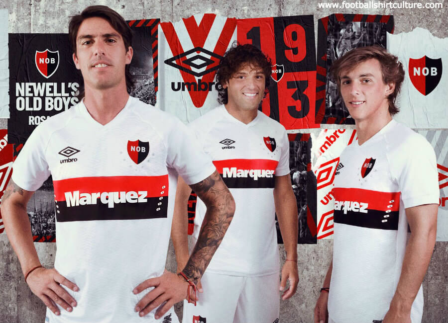 Newell's Old Boys 2019 Umbro Away Kit NewellsOldBoys #VamosLaLepra #Newells #NOB #umbro