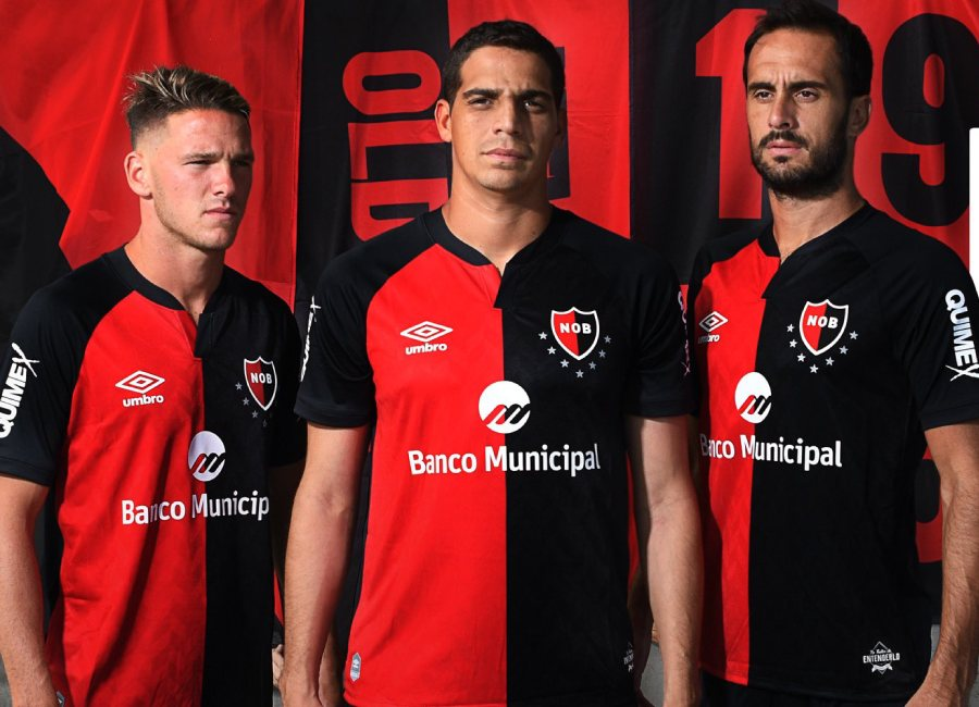 Newell's Old Boys 2020 Umbro Home Kit #NoTratenDeEntenderlo #NewellsOldBoys #umbro