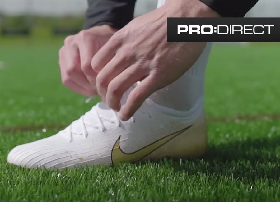 Nike Gold Limited Edition Boots Review – Special Mercurial Vapor & Phantom Venom #nikefootball #footballboots