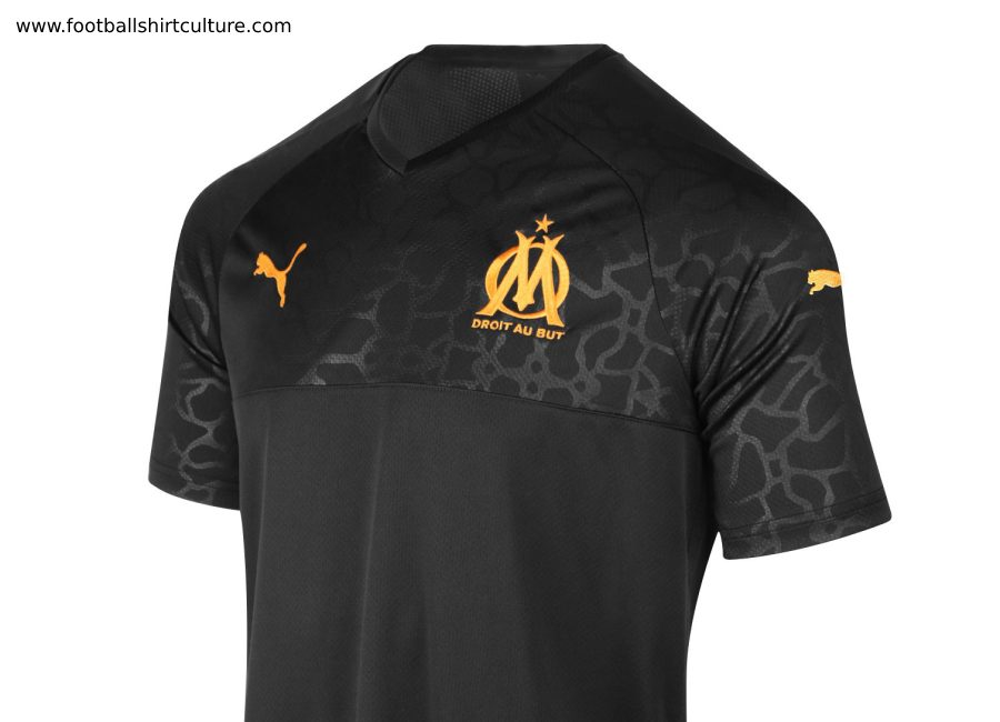 best loved bdab7 e587d Olympique de Marseille 2019-20 Puma Third Kit | 19/20 Kits ...
