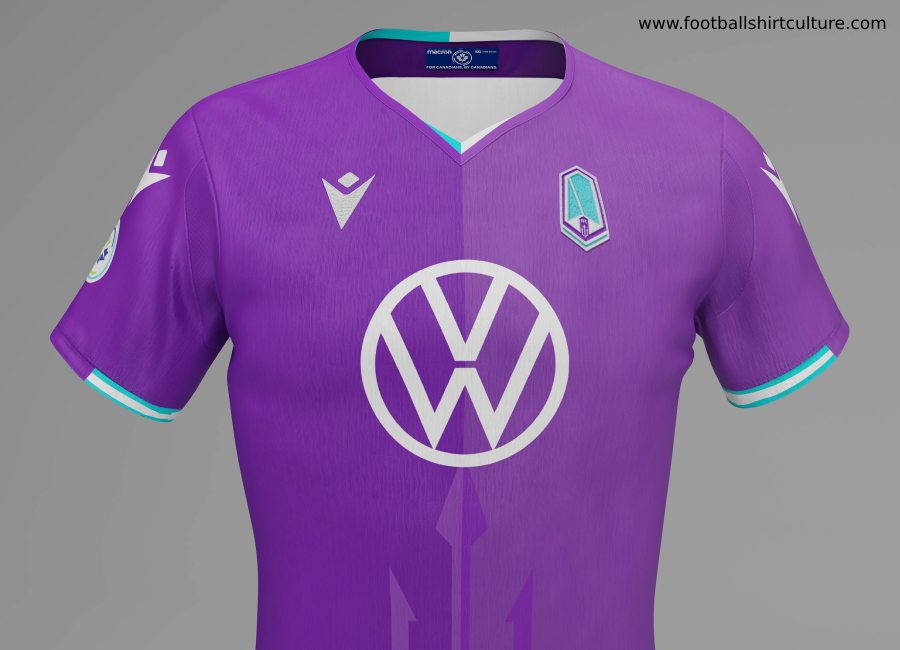 Pacific FC 2019 Macron Home Kit #PacificFC #CanPL #ForTheIsle