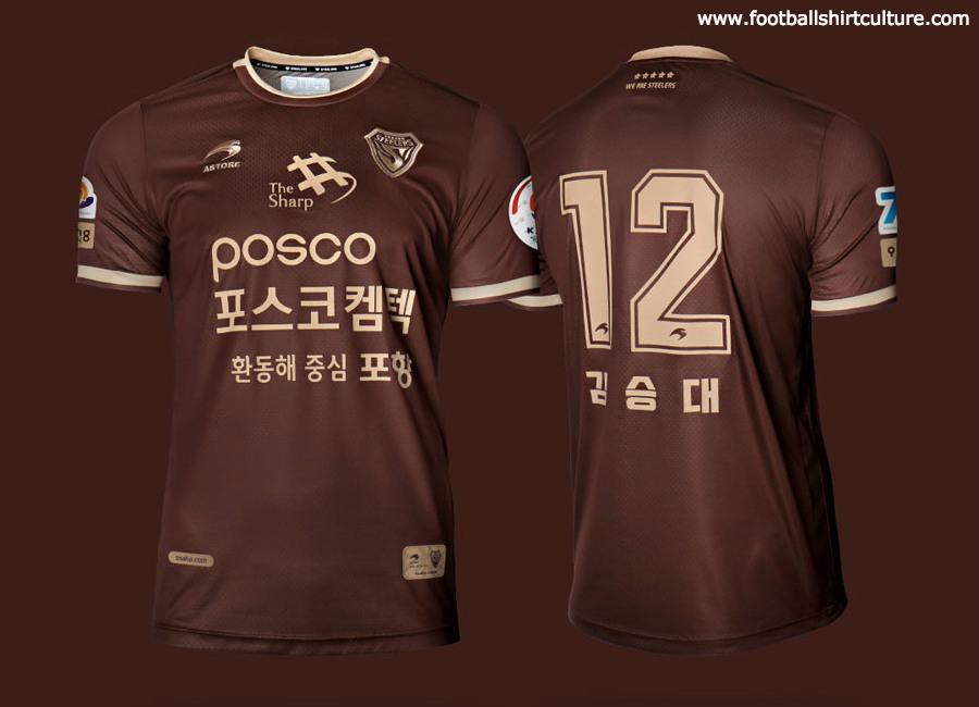Pohang Steelers 2019 Astore Third Kit #PohangSteelers #kleague