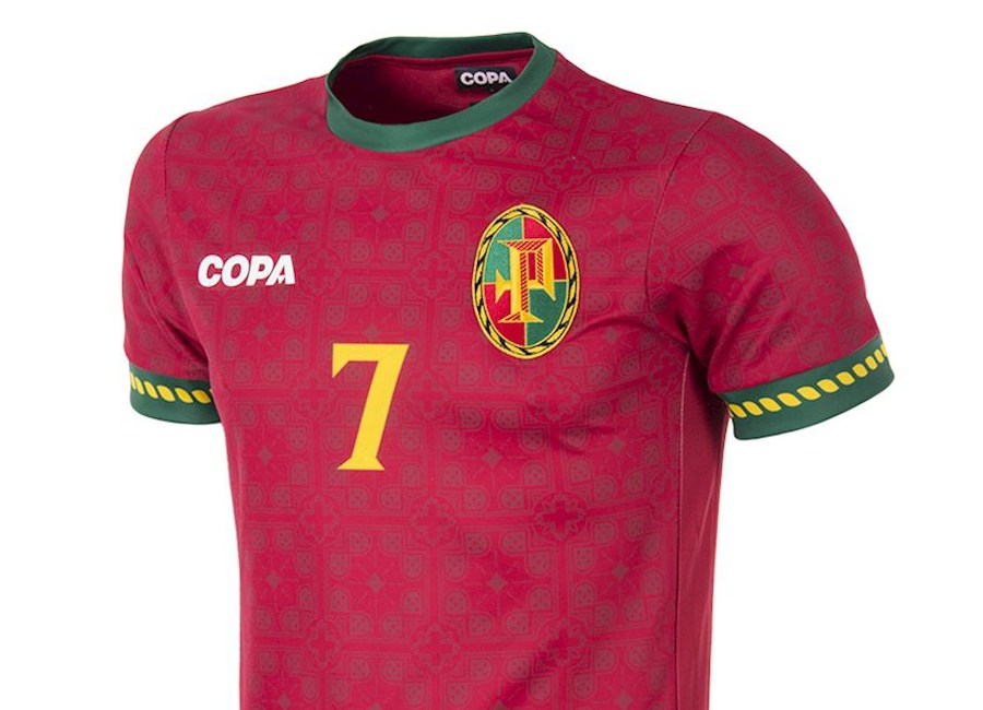 Portugal 2019 Copa Football Shirt #footballshirt