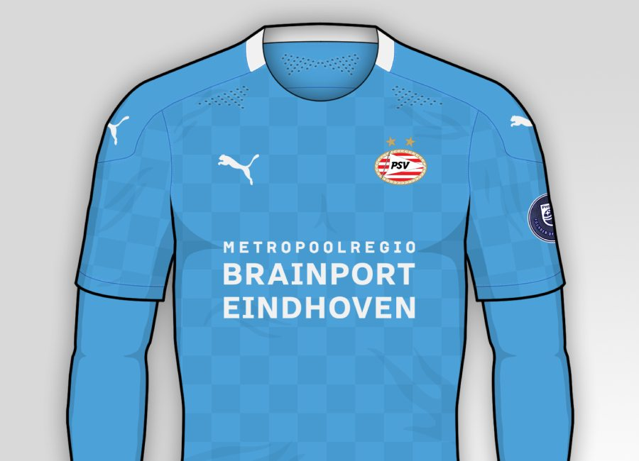PSV 2020-21 Away Kit Prediction #psv #psveindhoven #eindhoven
