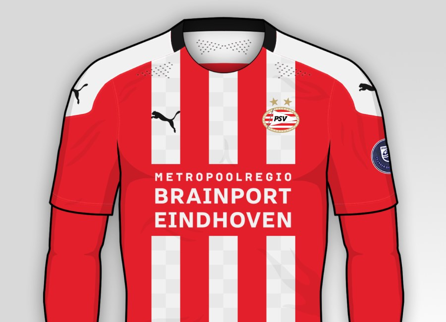 PSV 2020-21 Home Kit Prediction #psv #psveindhoven #eindhoven