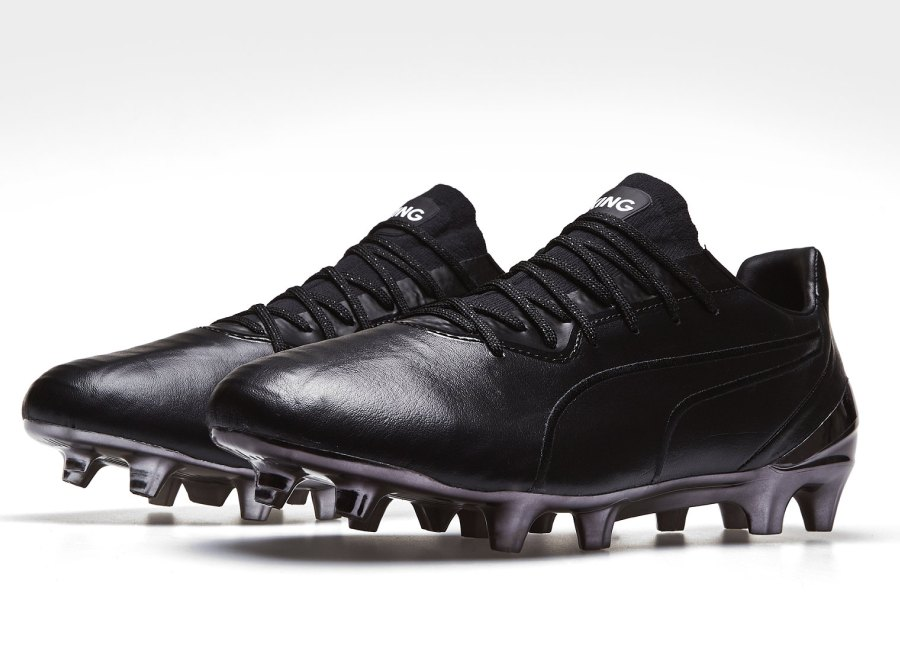 b118315fc42 Puma King Platinum FG/AG - Puma Black / Puma White | Football boots ...