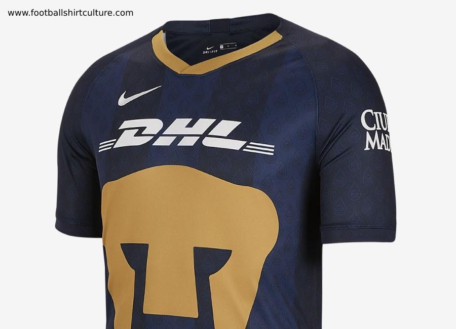 Pumas UNAM 2019-20 Nike Away Kit   19/20 Kits   Football shirt blog