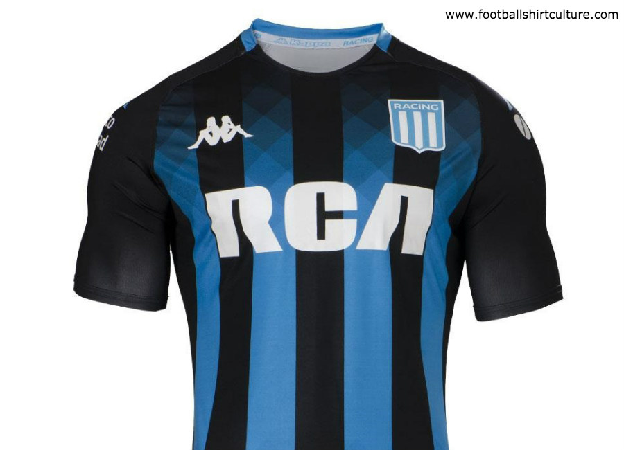 Racing Club 2019 Kappa Away Kit #RacingClub #VamosRacing #RacingPositivo