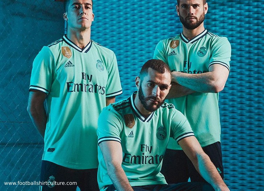 Real Madrid 2019-20 Adidas Third Kit #RealMadrid #rmcf #adidasfootball
