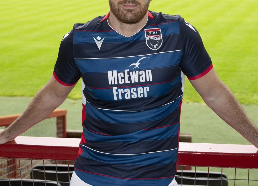 Ross County 2019-20 Macron Home Kit #RossCounty #Staggies #TheRossCountyWay