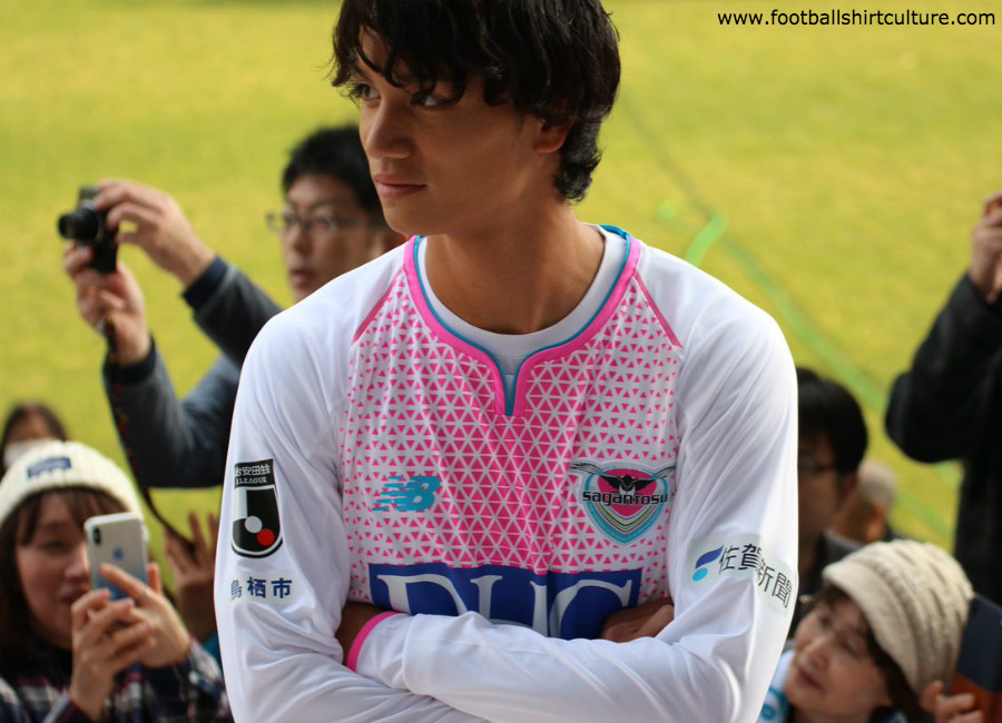 Sagan Tosu 2019 New Balance Away Kit #サガン鳥栖 #SaganTosu #jleague